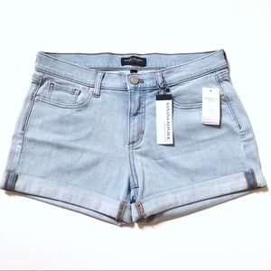 NWT Banana Republic Premium Denim Shorts Size 2